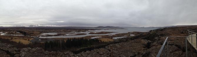 Lake Þingvallavatn