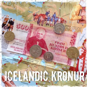 Kronur for my collection