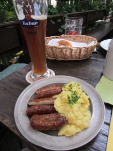 Nurnburg Sausages!