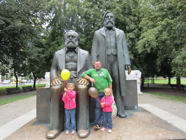 Marx & Engels in Berlin