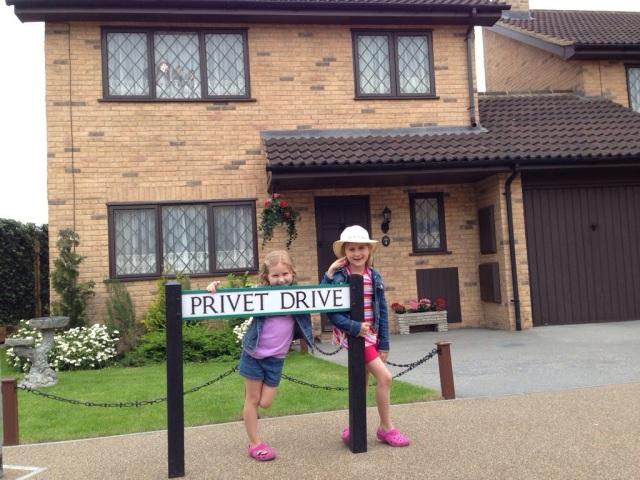 4 Privet Drive