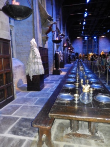 Hogwarts Great Hall - WOW!