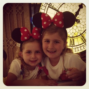 Disney Cafe in Harrod's